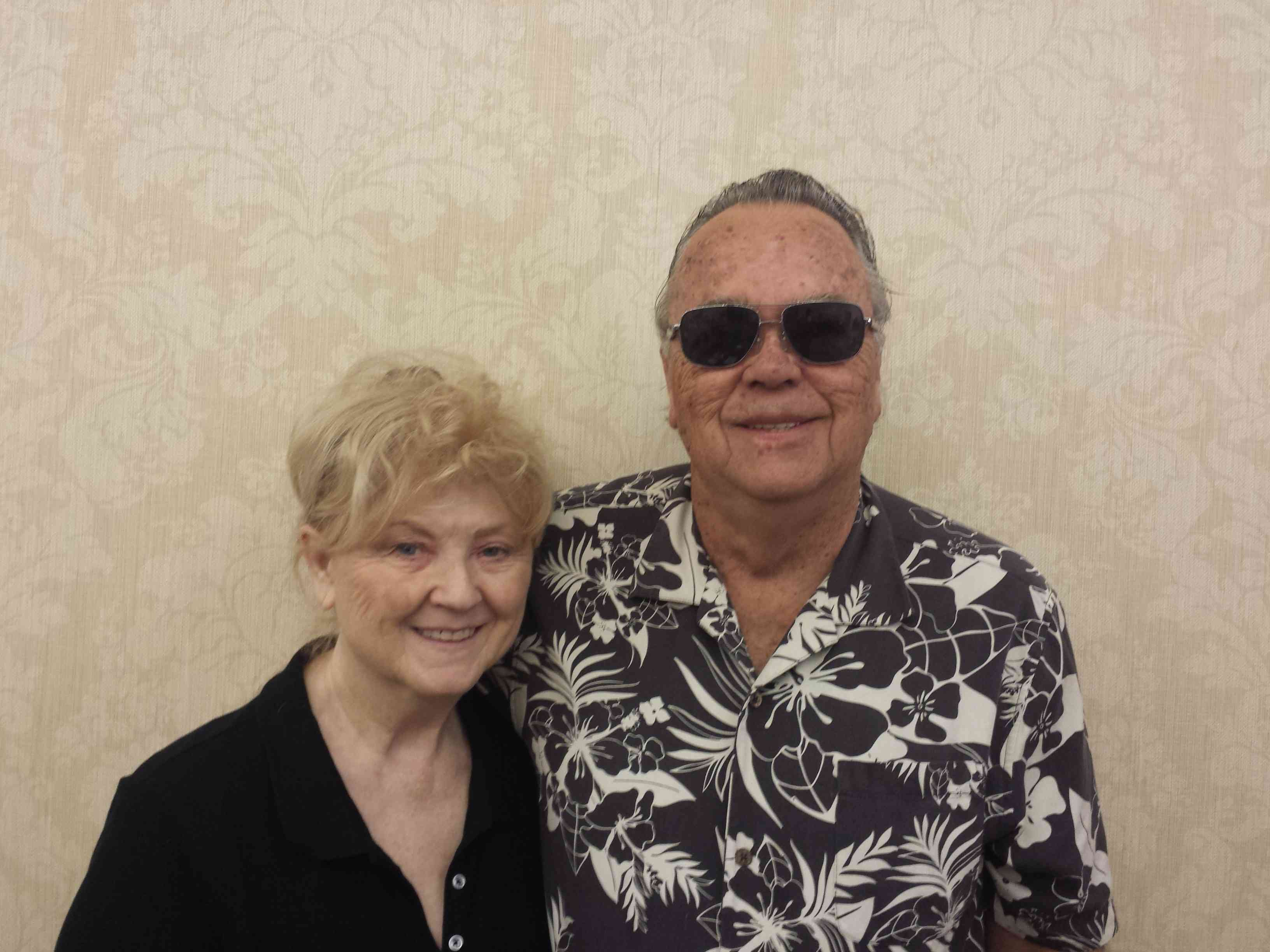 Sat open pairs (B) Glenda and John Chaison (N. Las Vegas, NV)