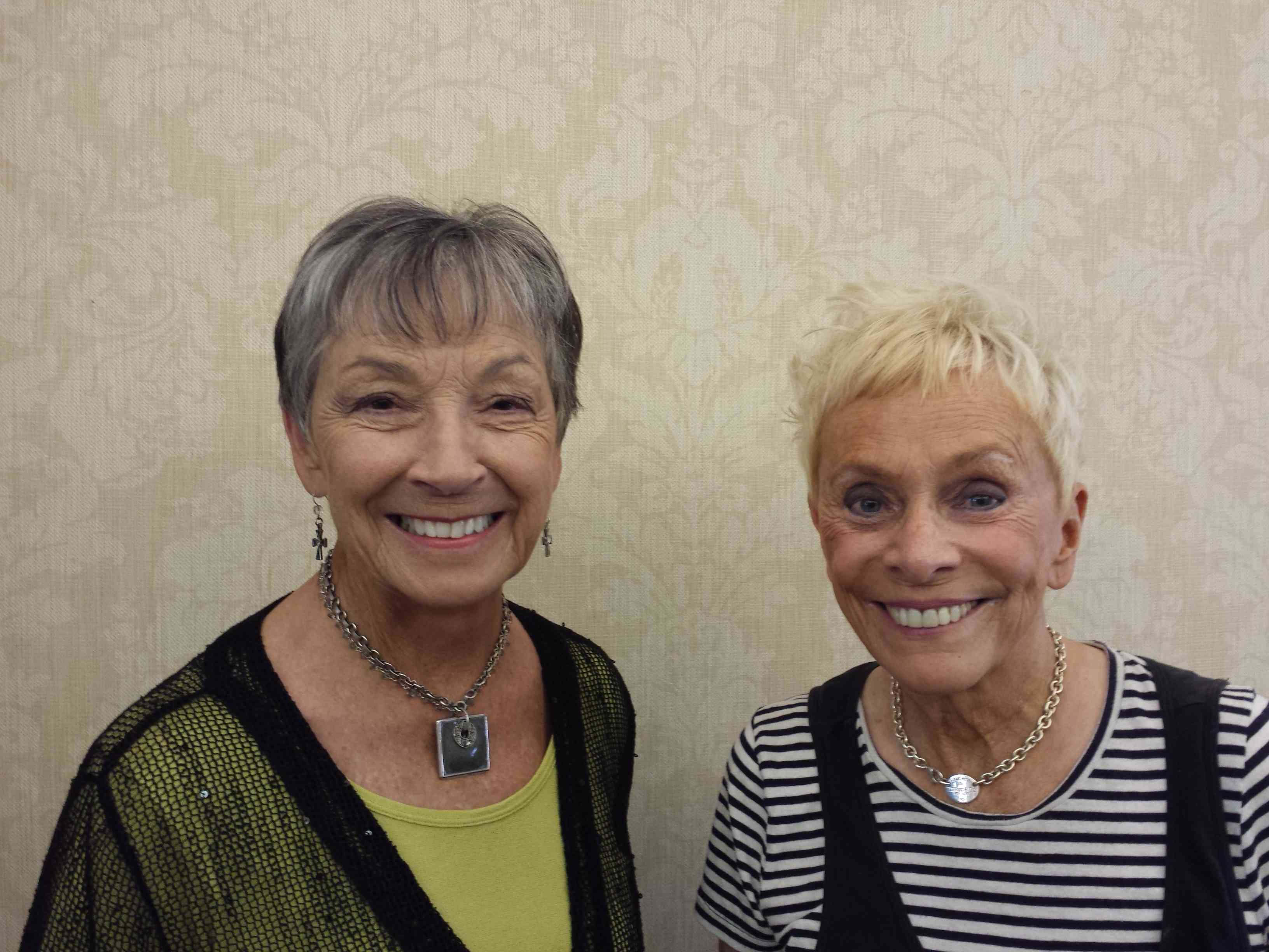 Tues 0-200 AM, Diane Tenney and Patty Dantzscher, Sun Lakes, AZ